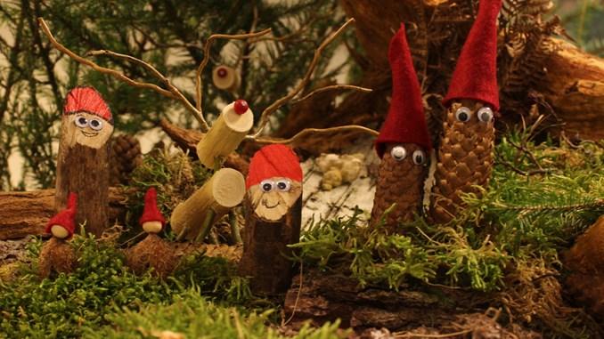 Jul i naturen