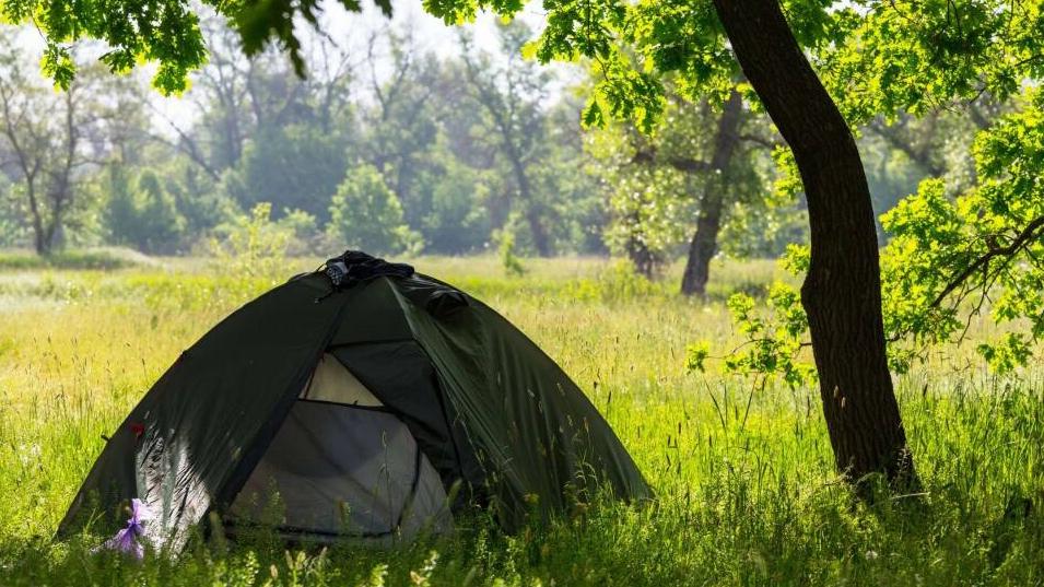 naturstyrelsens kort telt