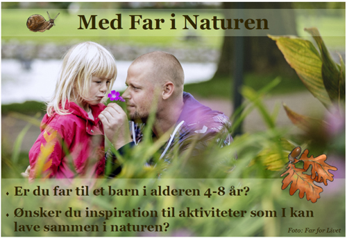 Med far i naturen