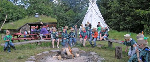 naturskoler sjælland