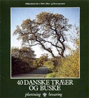 40 Danske træer og buske