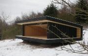 Shelter tegning