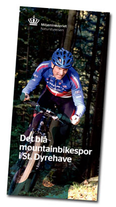 Mountainbike i Store Dyrehave